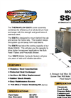 Thermaflow - Model SS675 - Behind-Cab Hydraulic Cooler Brochure