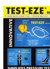 Test-EZE - Test Pipe Plug Datasheet