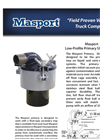 Low-Profile Primary Shut-Off Trap Brochure