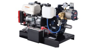 Masport - Model EZ Plumb 750 - Engine Drive Systems