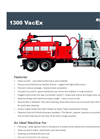 Ring-O-Matic - Model 1300VX - Vacuum Excavator - Brochure