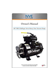 Challenger - Model 607 Pro - Heavy Duty Vacuum Pumps Manual