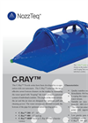 C-Ray - Model 200 - Sewer Nozzle Brochure