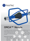 Sewer Nozzle Orca