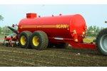 NUHN Magnum - Top Load Liquid Manure Spreaders