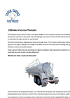 PCI - 130-BBL - Vacuum Trailers Brochure