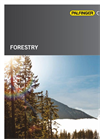 Forestry Products Catalog Brochure