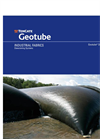 Ten Cate Geotube - Industrial Fabrics Dewatering Systems Brochure