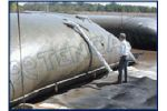 Ten Cate Geotube - Industrial Fabrics Dewatering Systems