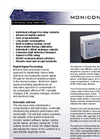 Monicon - 4 Channel Gas Monitor - Brochure