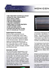 Monicon - Multi Channel System - Brochure
