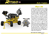 Electro-hydraulic Butt Fusion Machine Ram 28- Brochure