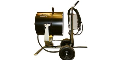 DUZTECH Mosquito - Compact Dust Suppression Machine
