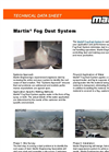 Martin - Dust Fighter Fog Datasheet