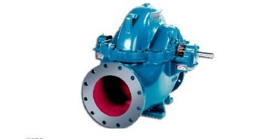 Model KSB Omega Type - Split Casing Pump