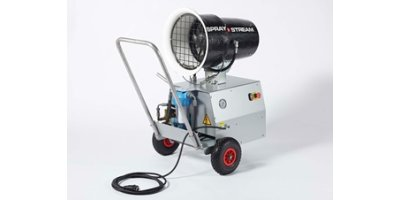 SprayStream - Model Trolley 10 - Dust Suppression Machine