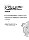 Model Blue DEF - Hose Reels Brochure