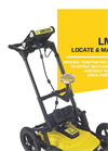 Sensors & Software - Model LMX200 - Ground Penetrating Radar (GPR) Locating Tool Brochure