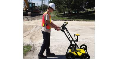 Model LMX200 - Ground Penetrating Radar