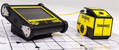 Conquest - Model 100 - Ground Penetrating Radar System (GPR)