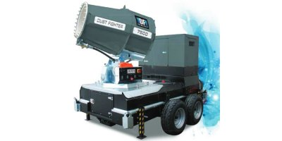 Dust Fighter - Model 7500 MPT - Dust Control System