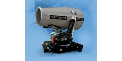 Dust Fighter - - Model 50000 - Dust Suppression System