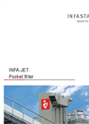 INFA-JET - Model AJN - Pocket Filter System Brochure