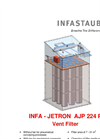 INFA-JETRON - Model AJP - Silo Filter- Broucher