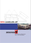 INFA-LAMELLEN-JET - Model AJL - Pleated Element Filter Brochure