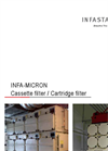 INFA-MICRON - Model MKR - Cassette Filter Brochure