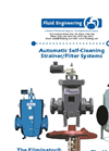 Automatic Self-Cleaning Strainers  Brochure