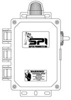 SPI - Model Observer 500 Series - Indoor/Outdoor Alarm