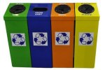 Model Rİ 13 - Indoor Recycle Container