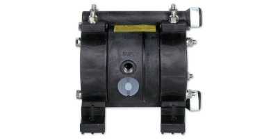 Model NDP-5 - Air Powered Double Diaphragm Pump