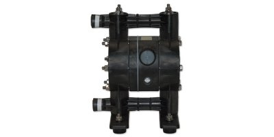 Model NDP-15 - Air Powered Double Diaphragm Pump