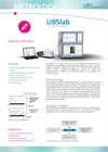 LIBSlab Measuring Instrument - Brochure