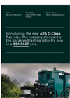 Model C2 Series - Compact Abrasive Blasting/Recycling Units Brochure