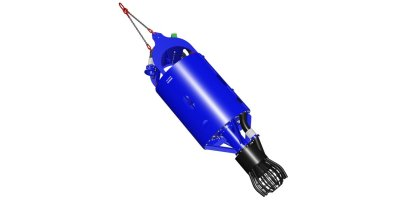 Damen - Model 450L - DOP Submersible Dredge Pump