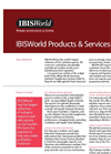 Global Industry Research Reports Brochure