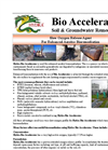 Hydra - Bio Accelerator For Solid & Ground Water Remediation Treatment Datasheet