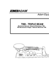 Triple Beam Balances TBB 2610T