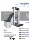 CONPASS -DV- Dual View Flexible Full Body X-ray Scanner - Brochure