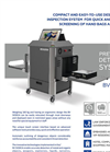 Model BV 5030CA - X-ray Security System- Brochure