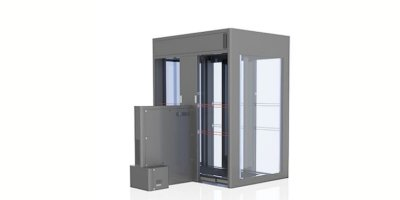 CONPASS  - Model DA - Door Access Full Body X-Ray Security Screening System