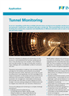 Tunnel Monitoring Services Brochure