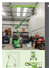 Niftylift - Model HR12N - Self Propelled Access Platform - Specifications