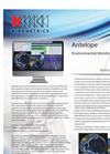 Antelope - Environmental Monitoring Software - Brochure