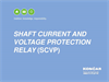 Shaft current and voltage protection - introduction to solution