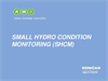 Small hydro condition monitoring - solution presentation