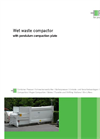Wet Waste Compactor Brochure